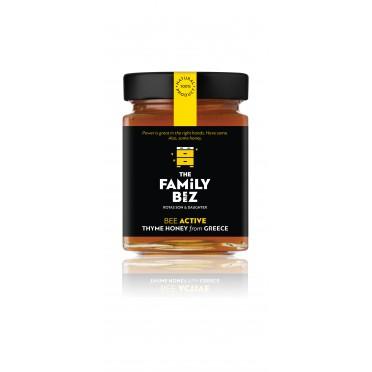 Miel de thym de Crète Family Beez 375g
