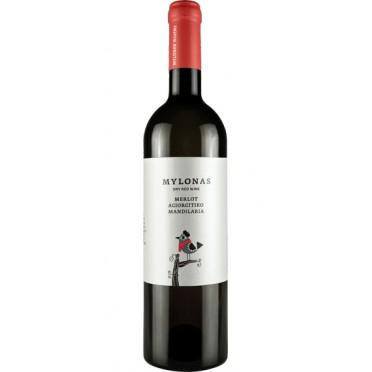 Vin rouge Mylonas