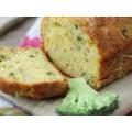 Recette du cake aux brocolis et aux anchois 0