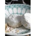 Kourabiedes noix de pécan et cannelle 6