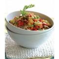 Recette de Taboulé chaud aux légumes et mastic de Chios 0