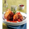Recette de Lapin braisé au mastic de Chios et aux tomates séchées au soleil 0