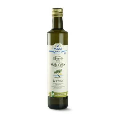 Huile d'olive BIO Mani 500ml
