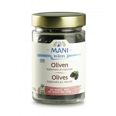 Olives de Kalamata BIO au naturel 180g
