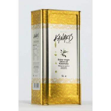 Huile d'olive Kanakis 5l