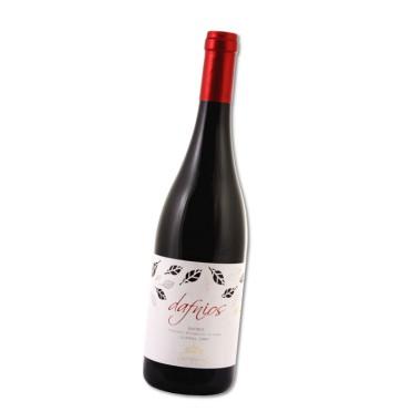 Vin rouge sec Dafnios