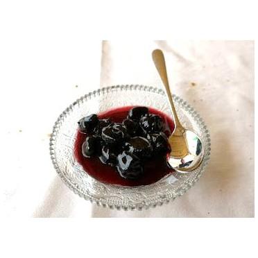 Recette du yaourt grec au miel et olives confites