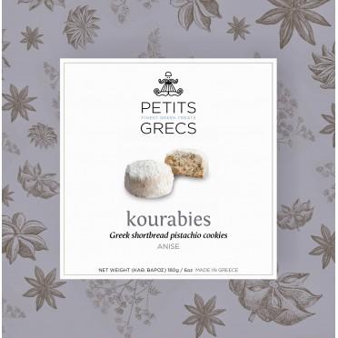 Kourabiedes pistaches et anis