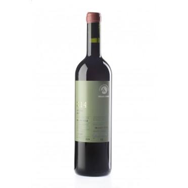 Vin rouge 3.14 Bio sans sulfites ajoutés