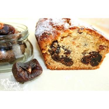 Recette du cake au miel et figues sèches