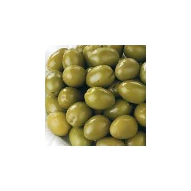 VRAC Olives vertes Statho avec noyaux 3.5kg