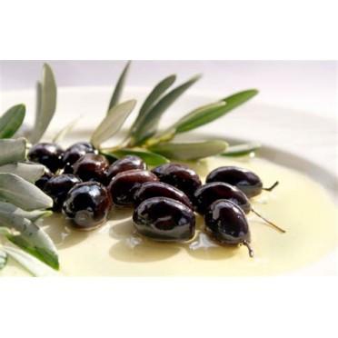 VRAC Olives Kalamata Mani huile d'olive 4.7kg