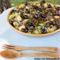 Recette de la salade de pommes de terre à la grecque 2