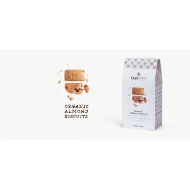 Biscuits Bio aux amandes et à l'huile d'olive AOP Sitia