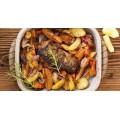Gratin d'aubergines aux Kritharaki - source www.chili-und-ciabatta.de 0