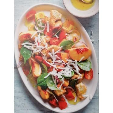 Recette de salade croustillante des îles grecques