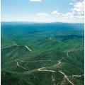 Vue de la forêt de Dadia - Evros 3