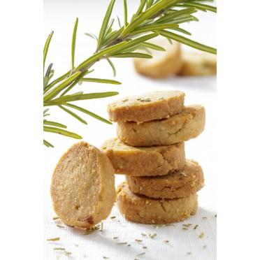 Recette des sablés à l'huile d'olive rhum et mastic