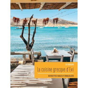La cuisine grecque d'Evi