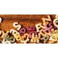 Pâtes Alphabet  bio vue 4 3