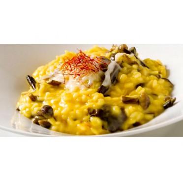 Recette du risotto crémeux au safran de Kozani