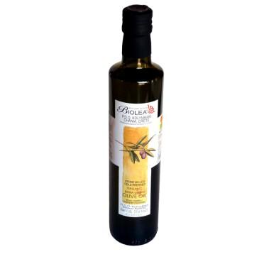 Huile d'olive Bio de Crète AOP Kolymvari