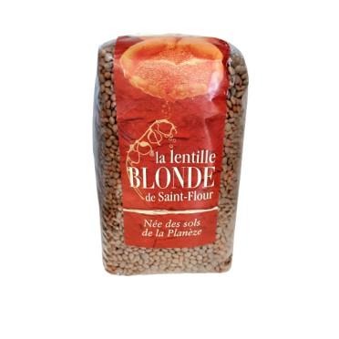 Lentilles blonde de Saint-Flour