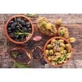 Pâtes d'olives vertes Chalkidiki BIO 100g 1