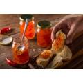 Piperomelo Chutney de poivron au miel Bio 260g 1