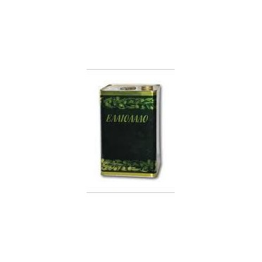 Huile d'olive TIN 17 litres Stathopoulos