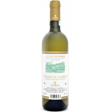 Vin Doux Naturel Muscat de Patras 750 ml