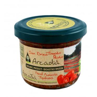 Purée de tomates séchées BIO 100g