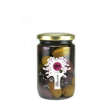 olives kalamata saumure Bio 200g Olive Art