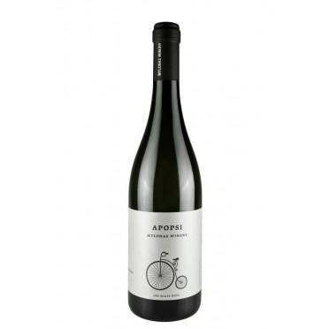 Vin blanc sec Savatiano