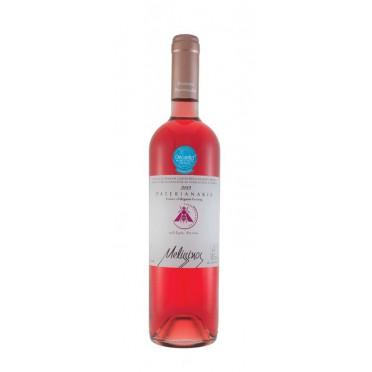 Vin rosé Melissinos Bio