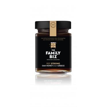 Miel de chêne du Nord de la Grèce Family Beez 375g
