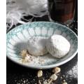 Kourabiedes amandes et café grec 3