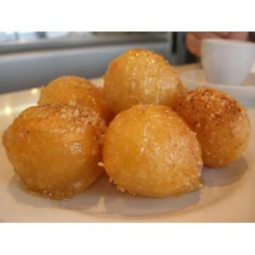 Beignets au miel - Loukoumades - source: http://grecomania.e-monsite.com