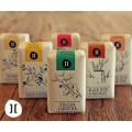 Savon naturel à l'huile d'olive Bio à la Spiruline et au thé vert 120g 2