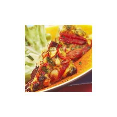 Recette des tortillas aux poivrons rouges - source : Magicmaman.com