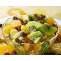 Recette de la salade de kiwis, clémentines et raisins secs -Source : cuisineaz.com 0