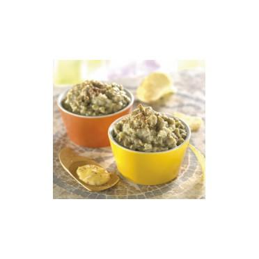 Recette du caviar d'aubergine fumé à la moutarde forte - source : 750g.com