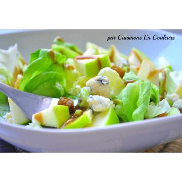 Recette de la salade Anemos