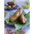 Recette des feuilles de vignes farcies 0