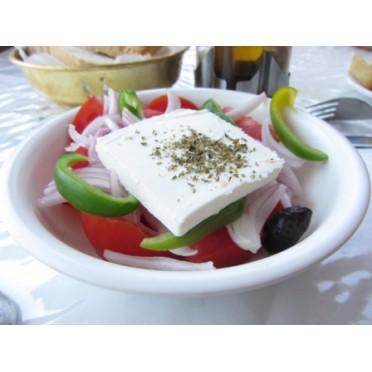 Recette de la salade grecque classique
