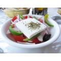 Recette de la salade grecque classique 0